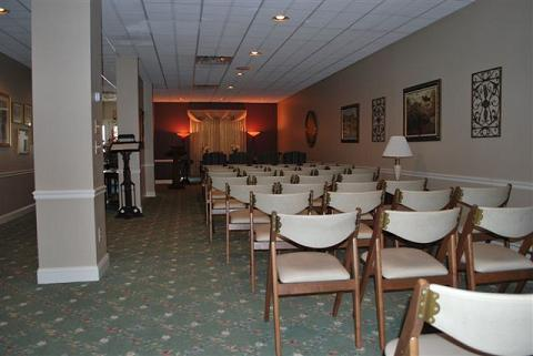 Beautiful Main Function Room